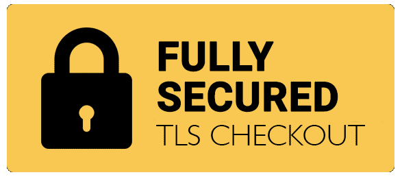 tls secured checkout