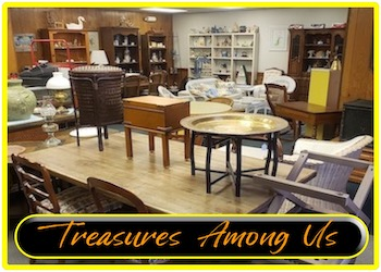 Treasures Among Us resale